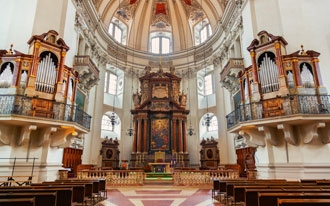 קתדרלות בזלצבורג
