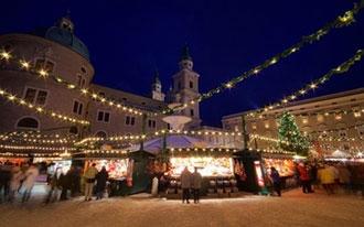 פסטיבל חג המולד בזלצבורג