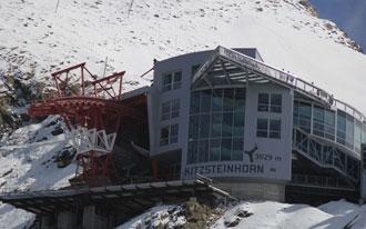 קרחון קיצנהורן - Kitzsteinhorn